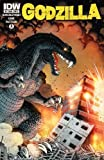 Godzilla (Issue #1- Cover A)