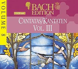 Bach Edition, Vol.8 - Cantatas