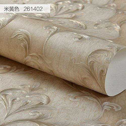xiagaoyuanyuan-tela-no-tejida-retro-continental-profunda-fino-repujado-tapiz-m-amarillo