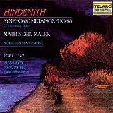 Hindemith: Symphonic Metamorphosis, Mathis der Maler, Nobilissima Visione ~ Paul Hindemith
