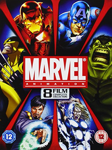 marvel-complete-animation-collection-8-films-dvd