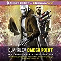 Omega Point: A Richards & Klein Investigation, Book 2 (       UNABRIDGED) by Guy Haley Narrated by Michael Page