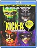 Image de Lions Gate Kick-ass Combo Pack [blu Ray] [censored Box Art]