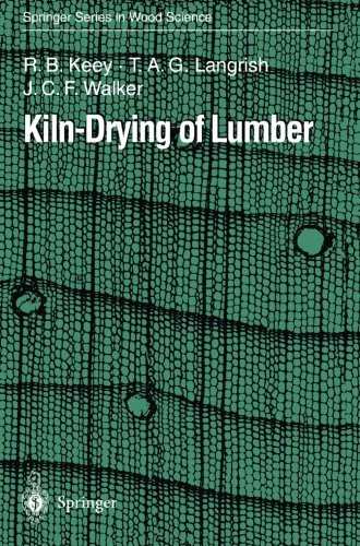 Kiln-Drying of Lumber (Springer Series in Wood Science) (Wood Kiln compare prices)