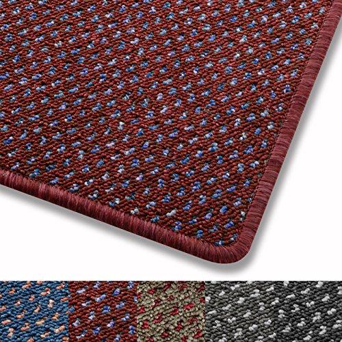 Teppich fr hlich gepunktet qualit tsprodukt aus for Ikea teppich rot