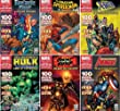 Collectors' Marvel Comics 6 Pack Super Bundle - Spider-Man, Avengers, X-Men, Hulk, Fantastic Four & Ghost Rider - Over 600 Digital Comic Books on DVD-ROM in Acrobat PDF Format (Mac & Windows)