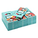Cezan Colored Pencils Bulk, 12 Assorted Colors (Pack of 30), Pre-sharpened, 360 Colored Pencils for Kids