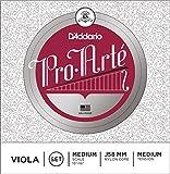 D'Addario ダダリオ ヴィオラ弦 J58 MM ProArte Viola Strings / Set (4-strings) MediumScale 【国内正規品】