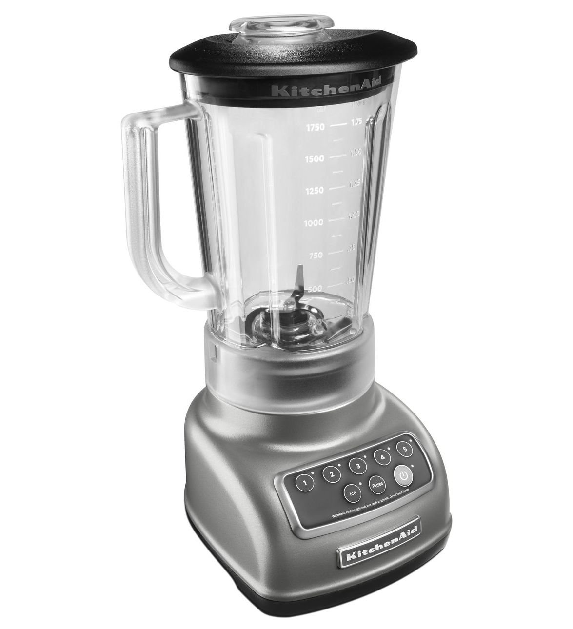 KitchenAid KSB1570SL: One Blender, All Foods