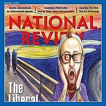 National Review - December 19, 2016 Périodique Auteur(s) :  National Review Narrateur(s) : Mark Ashby