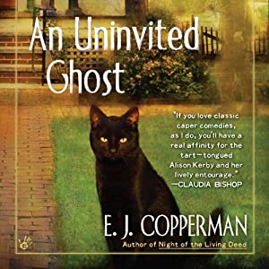 An Uninvited Ghost Audiobook