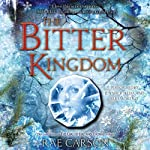 The Bitter Kingdom: Fire and Thorns, Book 3 (       UNABRIDGED) by Rae Carson Narrated by Jennifer Ikeda, Luis Moreno