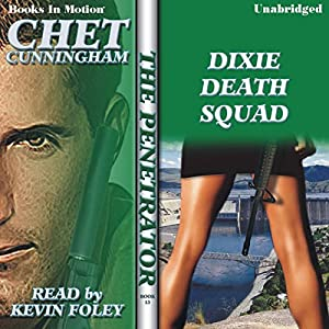 Dixie Death Squad Audiobook