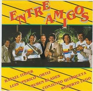 Luis 'perico' Ortiz, Various - Entre Amigos - Amazon.com Music