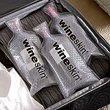 WineSkin Bottle Transport Bag 6-Pack | 7800175, #6954
