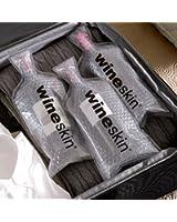 WineSkin Bottle Transport Bag 6-Pack   7800175, #6954