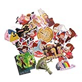 Gravity Falls Stickers Vinyl Decals Assortment - 25 ct Variety Pack (DRC US Seller)