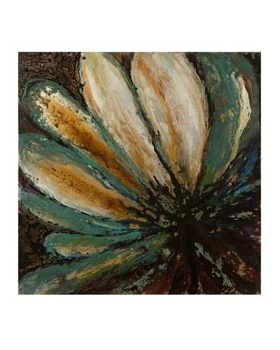 Max & Nellie Petals of Energy Oil Painting
