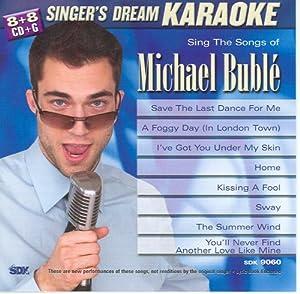 Sing The Songs Of Michael Buble (Karaoke CDG)