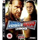 WWE Smackdown vs. Raw 2009 (PS3)by THQ