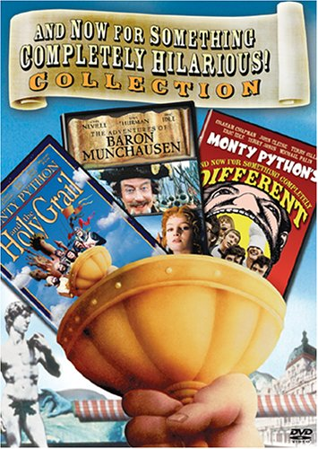 "Cover of ""The Monty Python Box Set (Monty..."