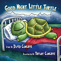 Good Night Little Turtle by David Cunliffe ebook deal
