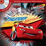 Disney CARS 2010 WALL CALENDAR with BONUS DVD