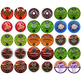 30-count TOP BRAND EXTRA BOLD COFFEE K-Cup Variety Sampler Pack, Single-Serve Cups for Keurig Brewers