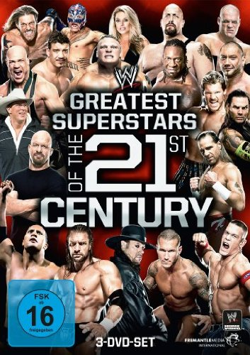 WWE - Greatest Superstars of the 21st Century [3 DVDs]
