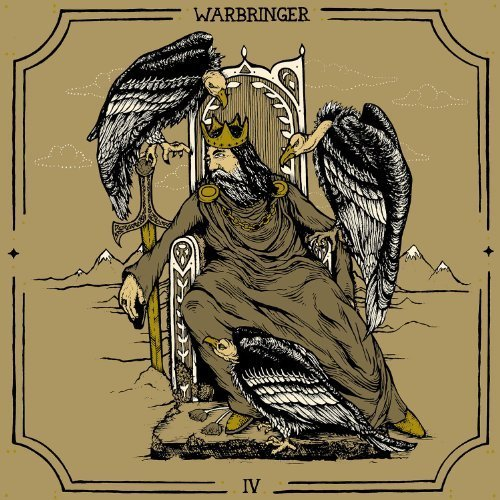 IV: Empires Collapse by Warbringer (2013) Audio CD