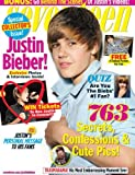 Seventeen Magazine Justin Bieber Special Collectors Issue
