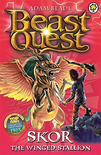 14: Skor the Winged Stallion (Beast Quest)