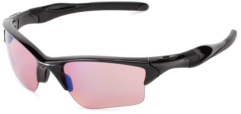 Oakley Sonnenbrille Half Jacket 2.0 XL W/G30 Ird, Polished Black, One size, OO9154-26
