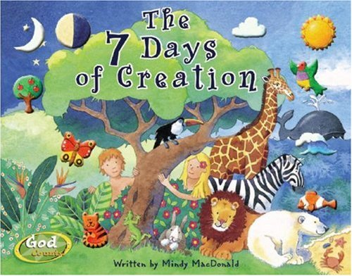 7 Days of Creation (GodCounts Series)
