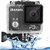 SUNSKY Dazzne P3 Ambarella A7LS HD 1080P 2.0 Inch TFT Screen WiFi Waterproof Action Sports Camera 170-degree Wide-angle...