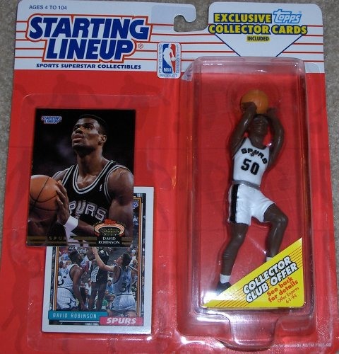 David Robinson 1993 Starting Lineup