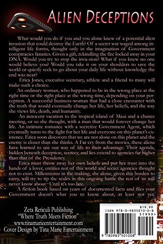 Alien Deceptions: An Erica Jones Alien Hunter Novel: Volume 1