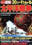 オール図解 30分でわかる太平洋戦争―太平洋で繰り広げられた日米の死闘のすべて