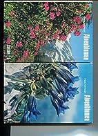 Alpenblumen, farbige Wunder. 2 Bände.…