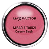 Max Factor Miracle Touch Creamy Blush for Women, # 18 Soft Cardinal, 0.40 Ounce