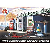 Academy Joes Power Plus Service Station