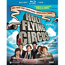 Holy Flying Circus [Blu-ray]