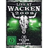 Wacken 2008- Live At Wacken Open Airpar Compilation