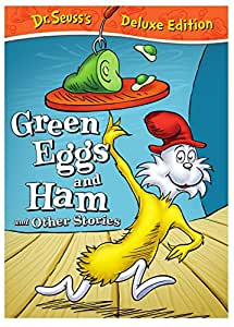 Dr. Seuss's Green Eggs and Ham and Other Stories (Deluxe Edition)