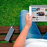 Anker Astro E7超大容量 26800mAh モバイルバッテリー iPhone / iPad / iPod / Xperia / Galaxy / Nexus / 3DS / PS Vita / Wifiルーター / ウォークマン他対応 【PowerIQ搭載】 (ブラック) A1210012