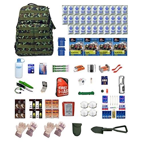 Extreme-Survival-Kit-Deluxe-Four-For-Earthquakes-Hurricanes-Floods-Tornados-Emergency-Preparedness