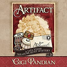 Artifact: A Jaya Jones Treasure Hunt Mystery, Book 1 (       UNABRIDGED) by Gigi Pandian Narrated by Allyson Ryan