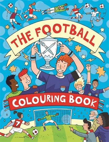 The Football Colouring Book (Buster Activity)