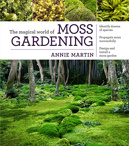 Download The Magical World of Moss Gardening