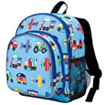 Wildkin Toddler Transport Backpack, M...